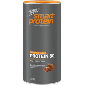 Dextro Energy Smart Protein Bebida en Polvo 750g, Double Chocolate